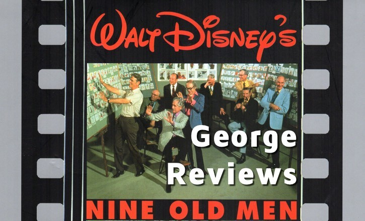walt disney's nine old men