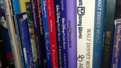 disney world books