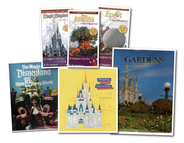 disney world books