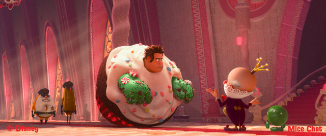 Best Lines From Wreck It Ralph 2: Wreck-It-Ralph Blu-ray Review