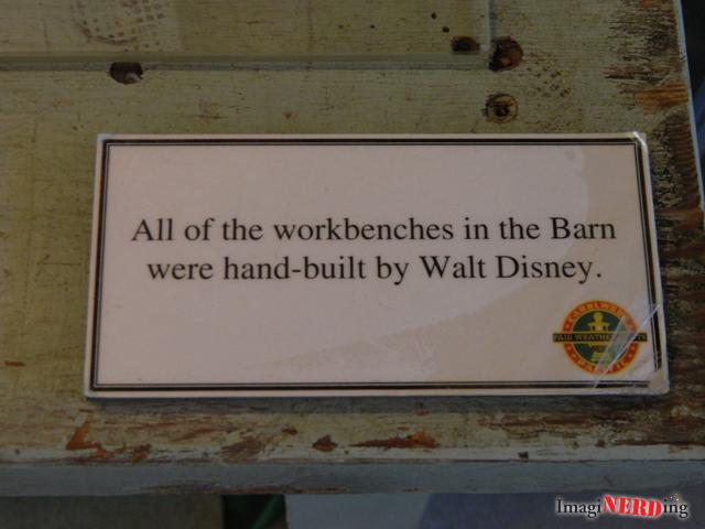 walt's barn