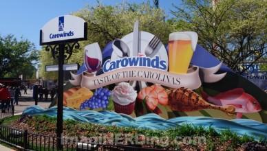 carowinds taste of the carolinas 2016