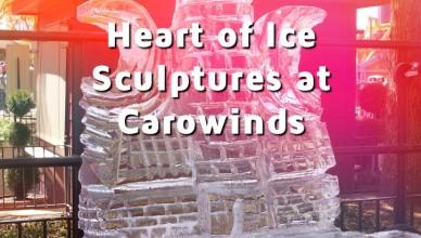 heart of ice sculptures