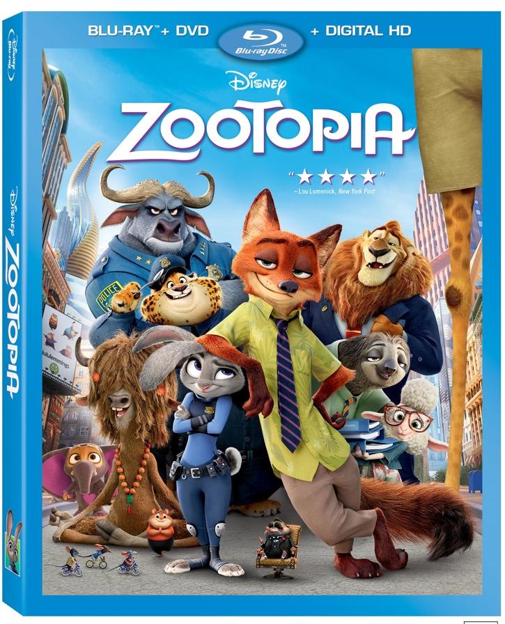 zootopia review