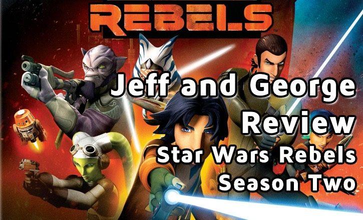Star Wars Rebels Rollen