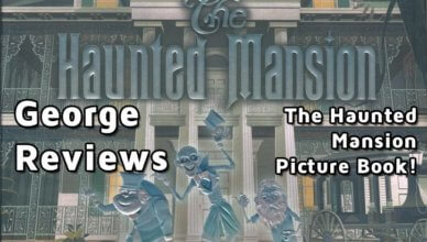 haunted mansion book