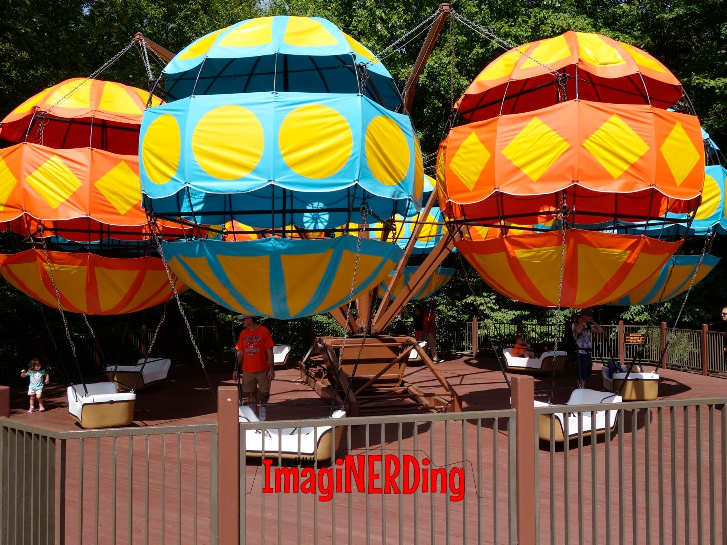 Flat Rides In Amusement Parks A History Imaginerding