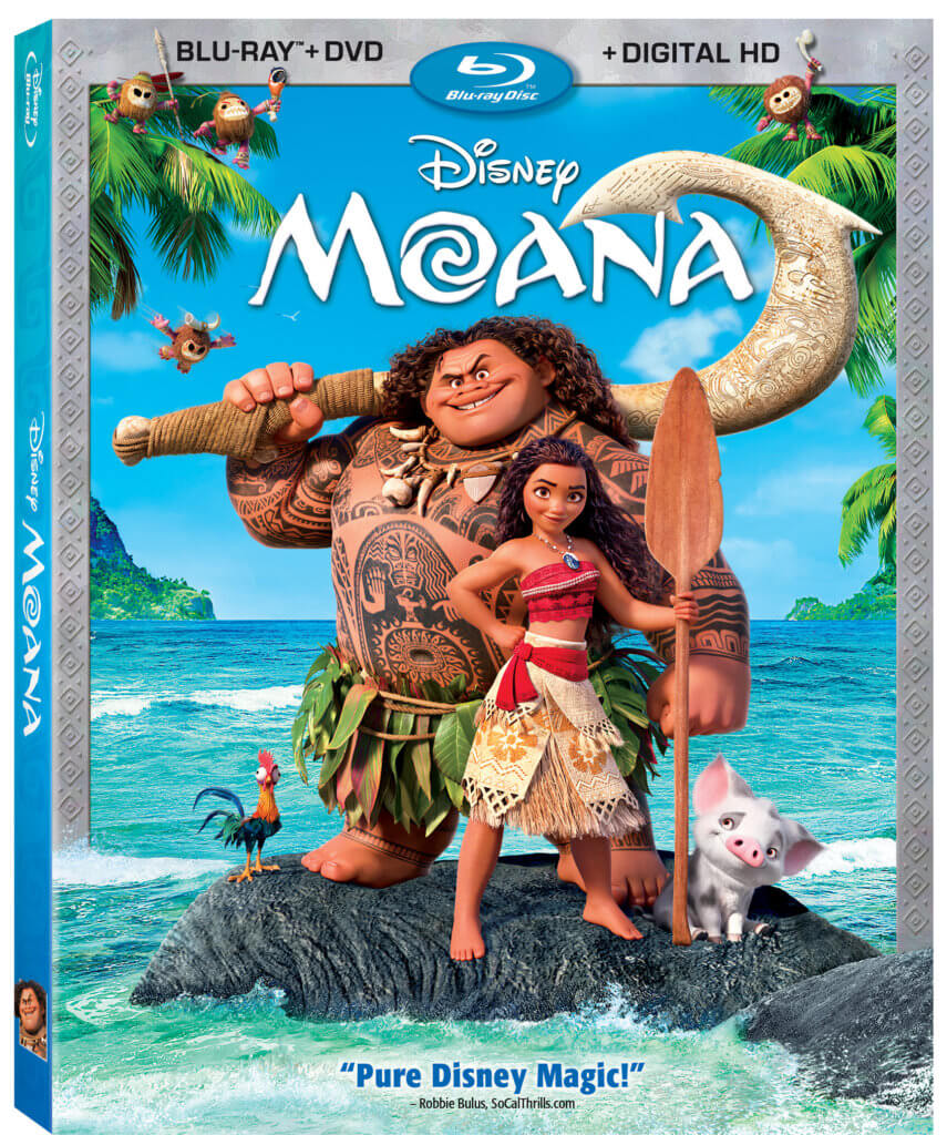 Moana review