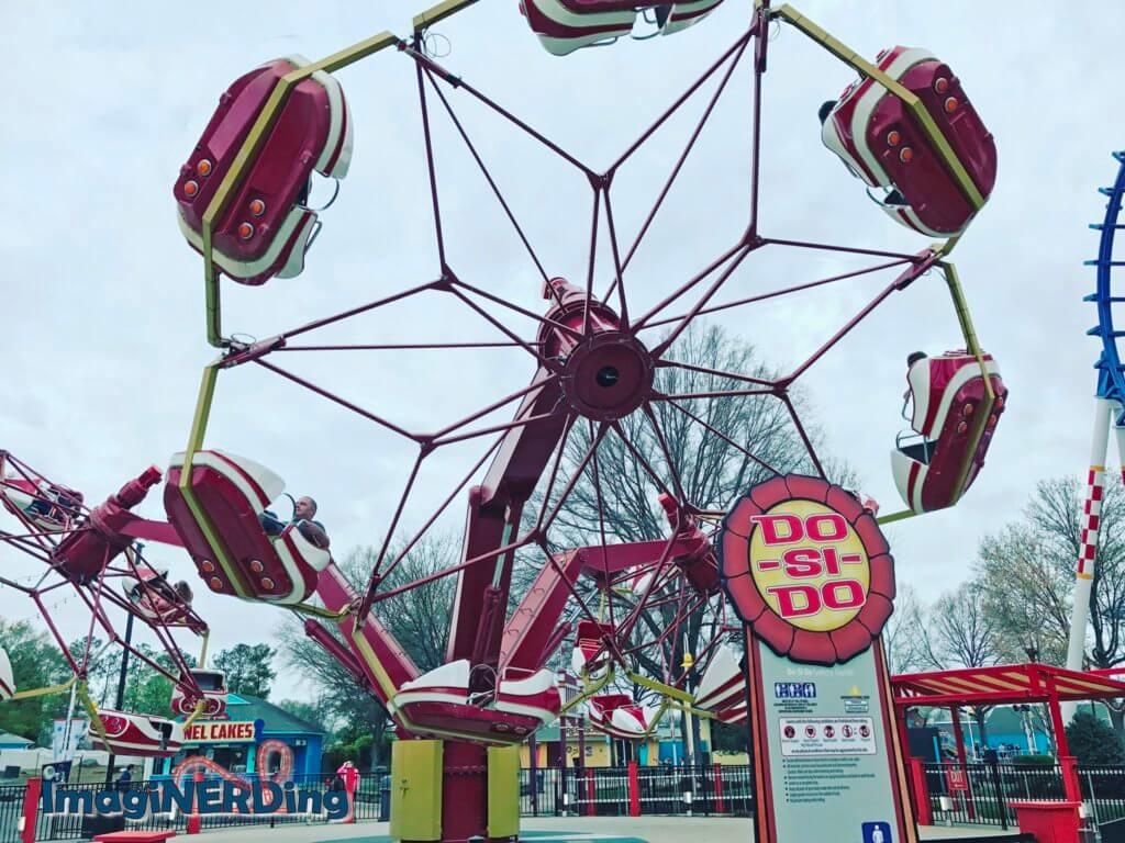 county fair do-si-do