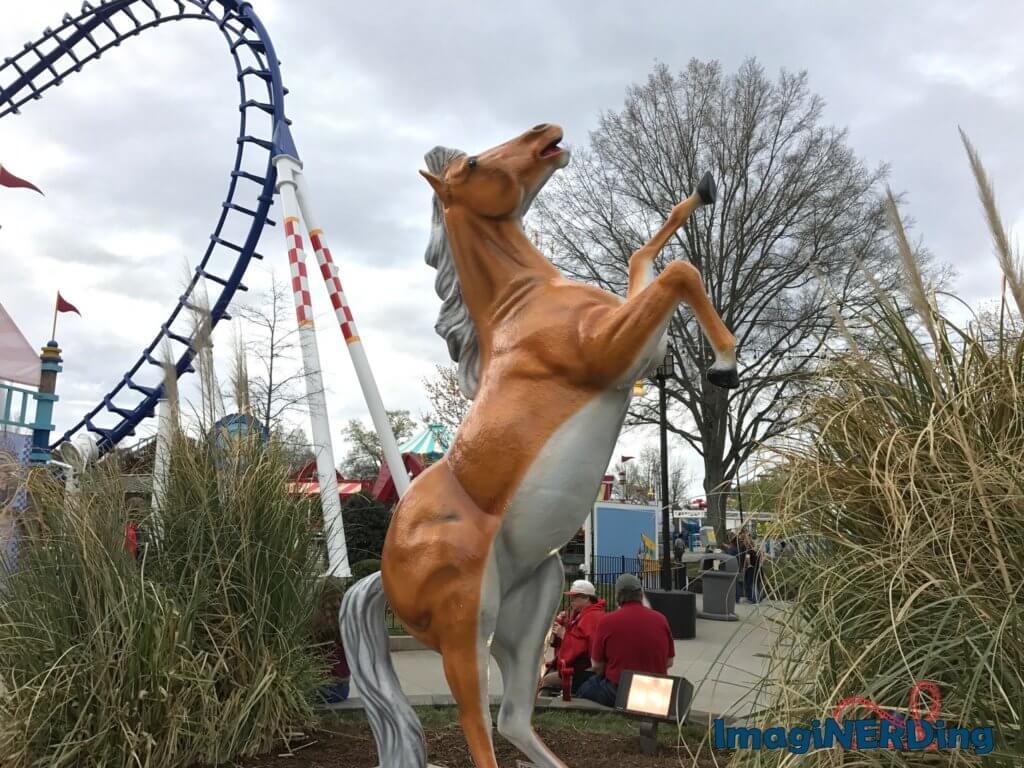 county fair horse