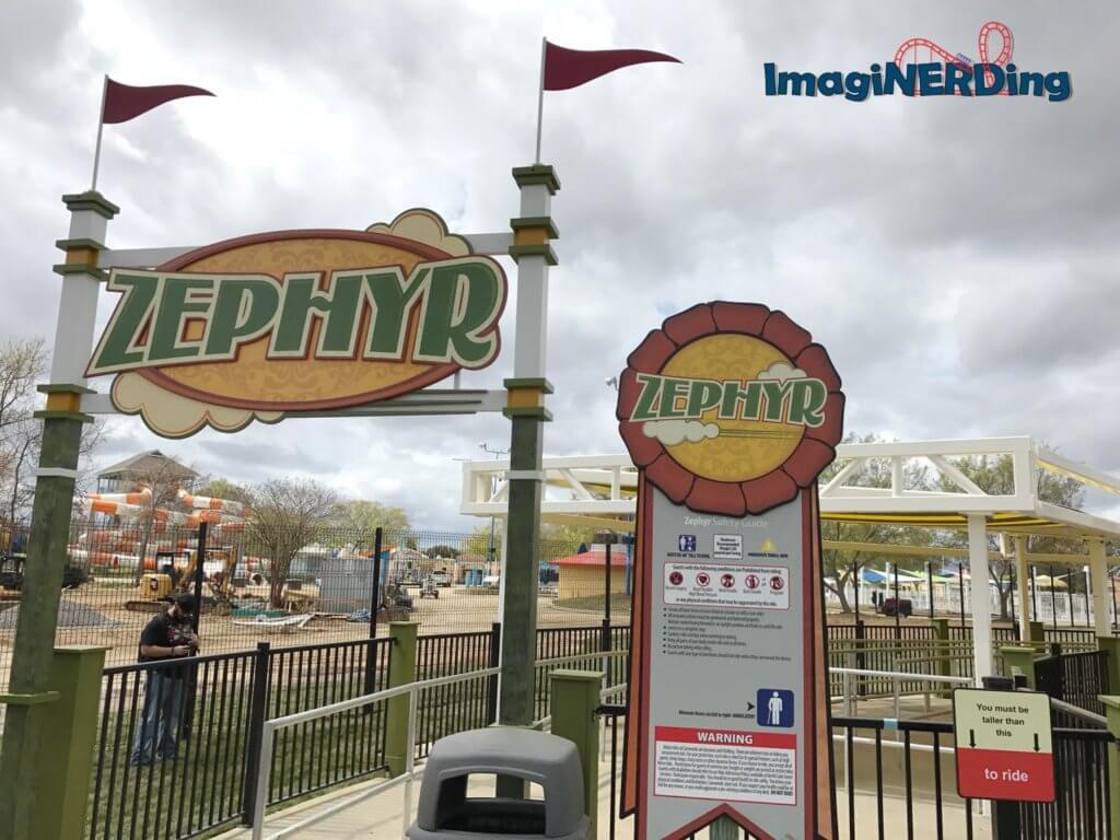 country fair carowinds zephyr sign