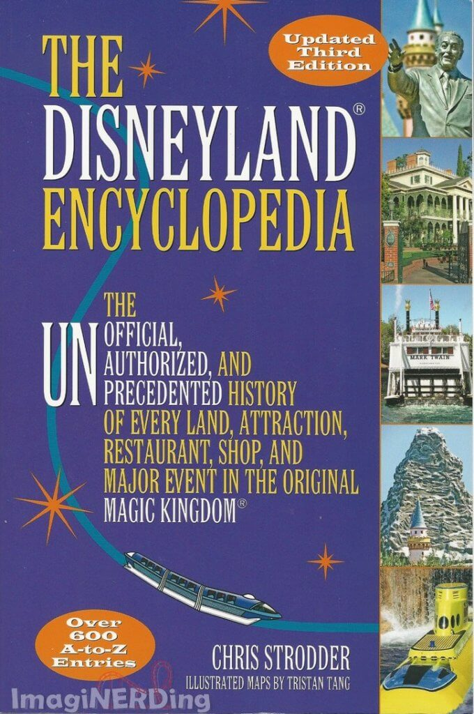 Disneyland encyclopedia