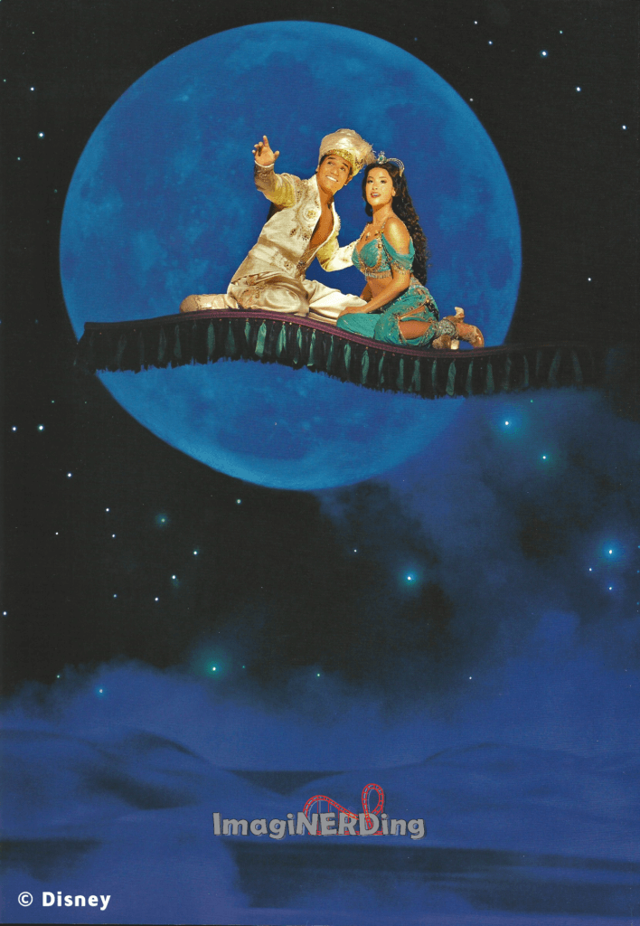 The Road to Broadway and Beyond: Disney's Aladdin: A Whole New World