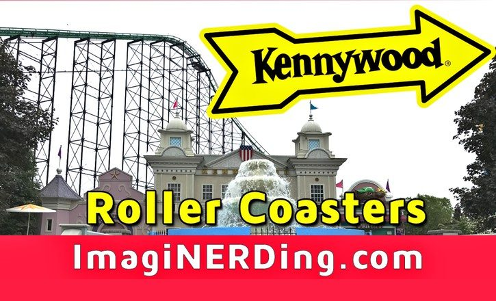 kennywood roller coasters