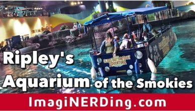 ripple's aquarium of the smokies