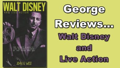 walt disney and live action