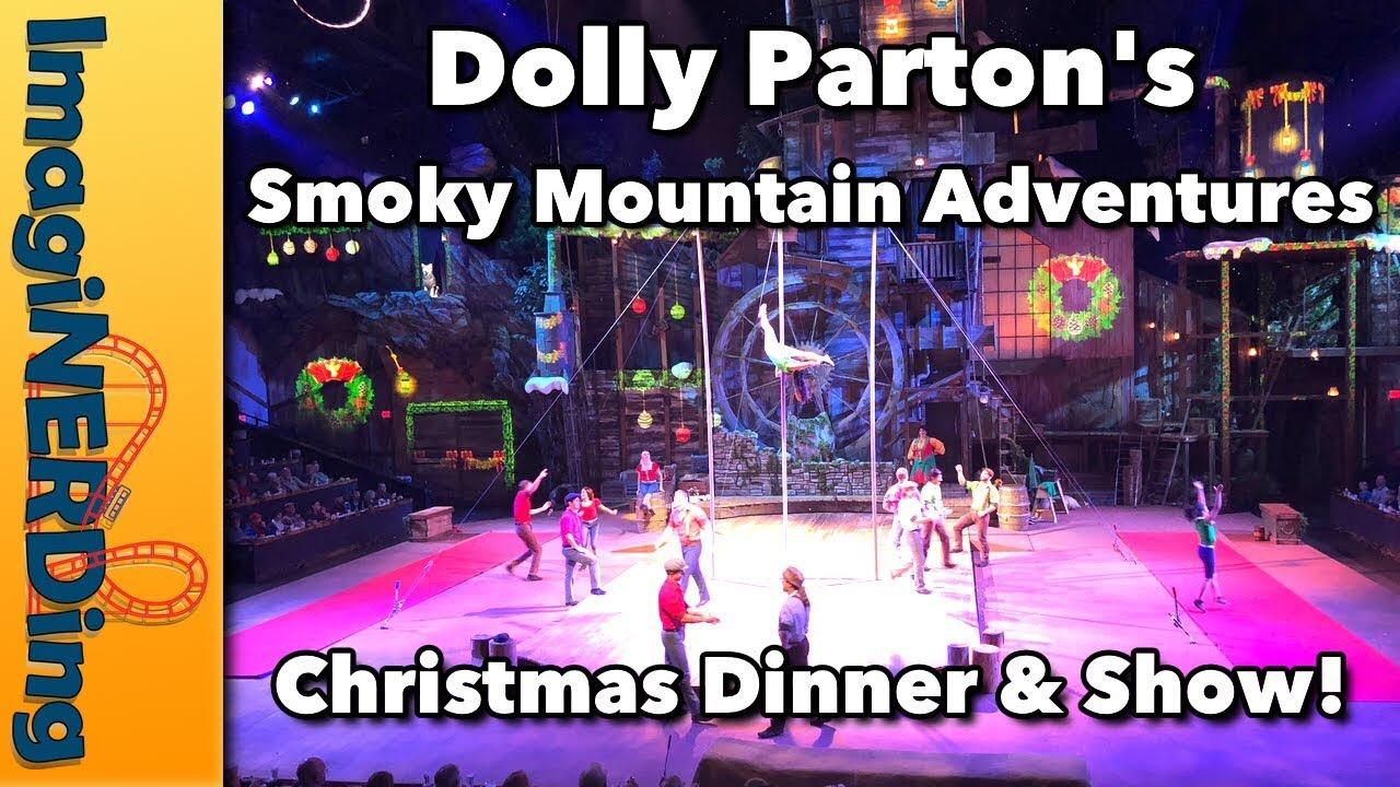 Smoky Mountain Christmas Dolly Parton