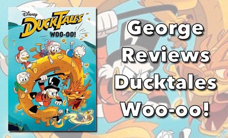 ducktales woo-oo! dvd review