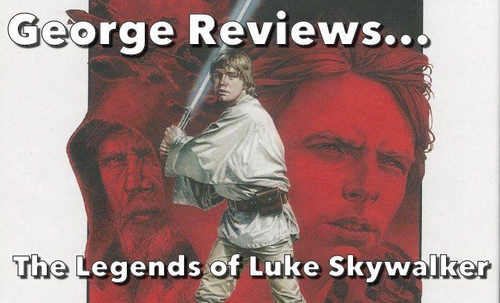 legends of Luke skywalker