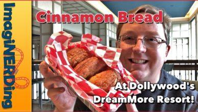 Cinnamon Bread at DreamMore