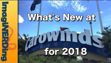 carowinds 2018