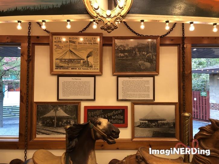 Knoebels Carousel Museum